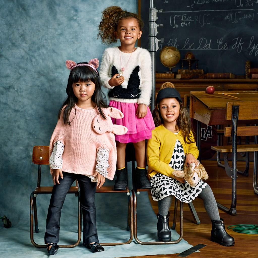 H&M Kids - Back To School